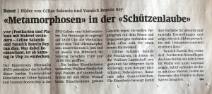 Article Walliser Bote